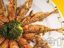 Снимка на рецепта Паниран сафрид с корнфлейкс